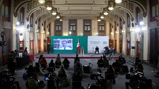 Conferencia de prensa matutina, desde Palacio Nacional. Martes 2 de febrero 2021 | Presidente AMLO