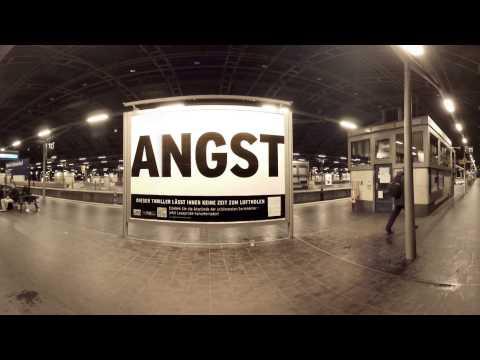 T)raumzwang | 360° Dokumentarfilm | Agoraphobie