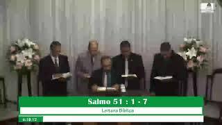 Culto Vespertino - 09/02/2020