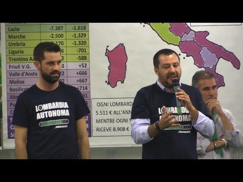 Italian regions of Lombardy and Veneto to vote on autonomy