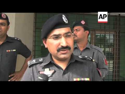 Gunmen attack Japanese consulate vehicle, Pakistan police say