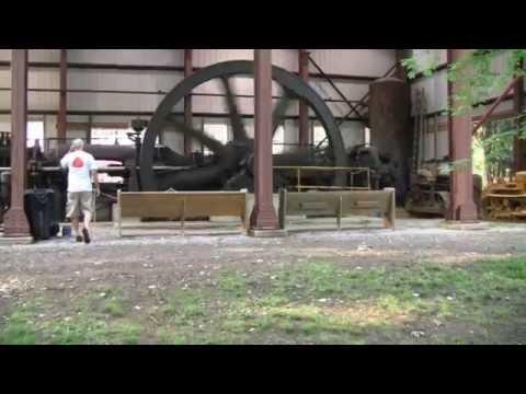 HUGE 600HP ENGINE COOLSPRING MUSEUM
