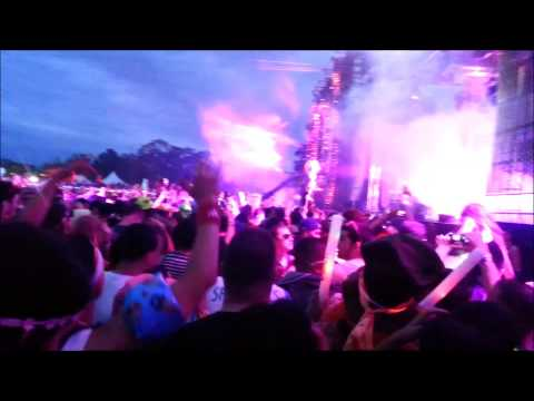 Sweet Nothing - Calvin Harris at Electric Daisy Carnival New York 2013