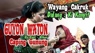 GUYON WATON WAYANG CAKRUK CAPING GUNUNG , COVER BY BAUT - NIKEN, By MELAND Production