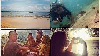 Bahia Vlog: Morro de São Paulo - dias 1 e 2