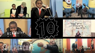 Repeat youtube video 10 Best Kid President Moments!