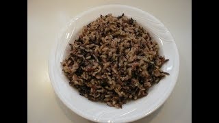 Review Of Lundberg Wild Blend Rice Youtube