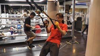 クラブボクシングのnewプログラム「クラブボクシングCross」 クラブボク...