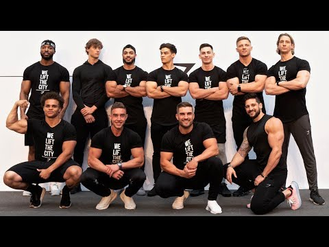 Gymshark Birmingham Pop-Up | RAW Footage