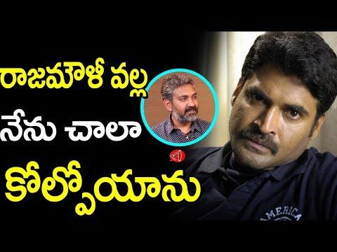 Actor Subbaraju Unhappy with Rajamouli Baahubali   Gossip Adda