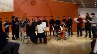 01 - Monteverdi - Hor che