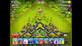 Clash of Clans - Worst Attack Strategy: B.A.R.F.B.A.G.