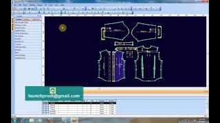 optitex v11 3d cad cam pattern fashion design