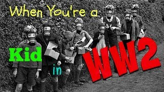 Primary Songs WW2 History Song - When You're a Kid in World War 2