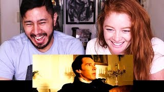 THE CURRENT WAR | Benedict Cumberbatch | Trailer Reaction w/ Yvette Gregory!