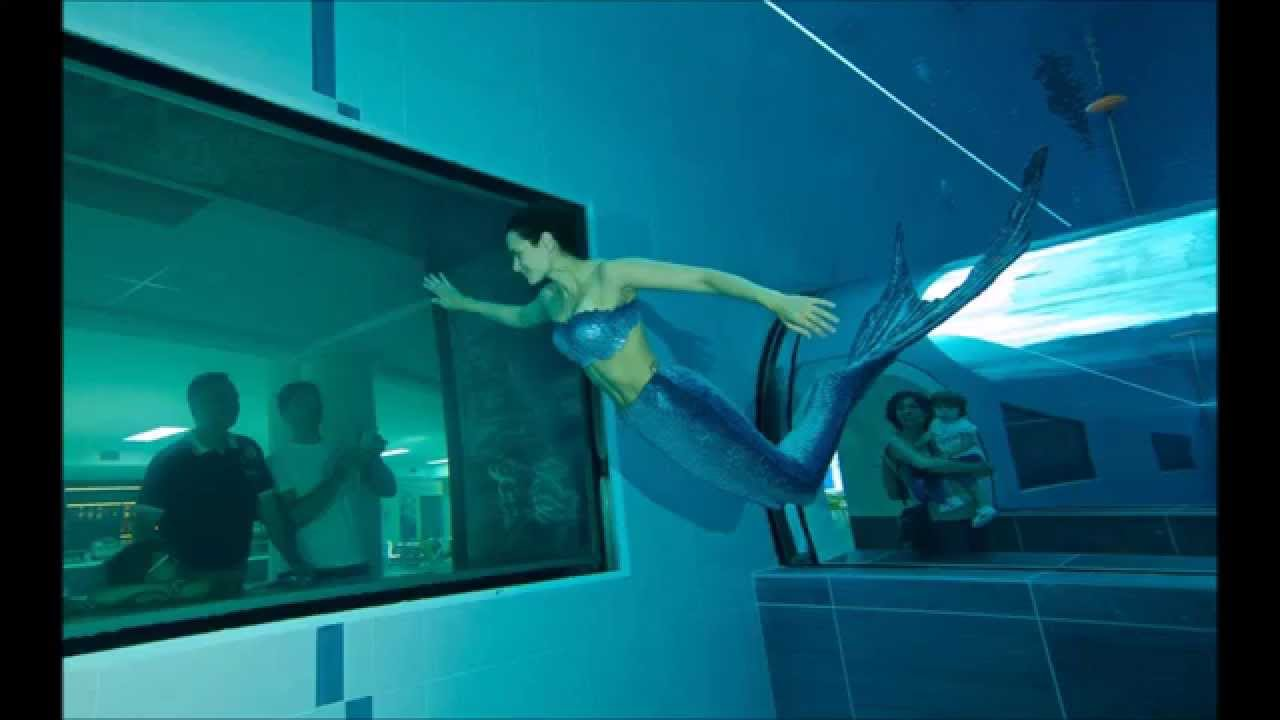 The Deepest Pool In The World Y 40 Youtube