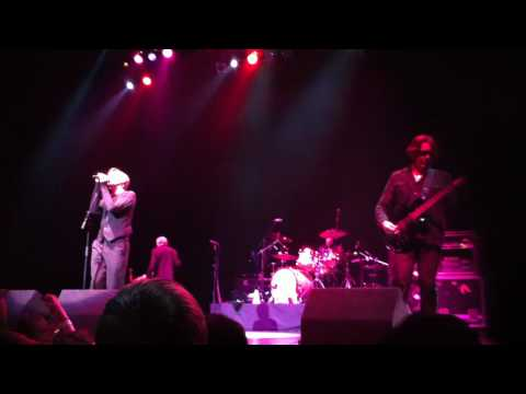 Pyjamarama - The Psychedelic Furs play Roxy Music