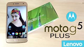 Moto G5 Plus Unboxing amp Overview- In Hindi