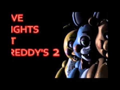 Five Nights At Freddy's 2 Main Menu Theme