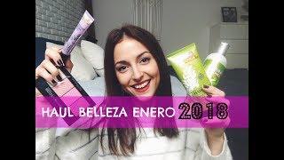 HAUL BELLEZA 2018 - CAROLINA TOLEDO