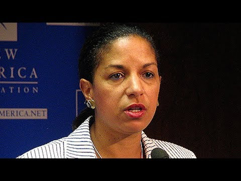 Right As She's About To Testify, Susan Rice Does Something To Show Her Guilt ONCE AND FOR ALL