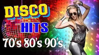 Musique Disco Année 70 80 90 - Meilleures Chansons Disco des Années 70 80 90 - 70 80 90 disco music hits
