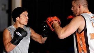 UFC on FOX 9: Team Alpha Male Workouts