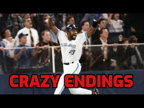 Top 40 Greatest Finishes In Sports History | CRAZIEST Moments & Most Dramatic Endings