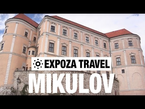 Mikulov (Czech Republic) Vacation Travel Video Guide