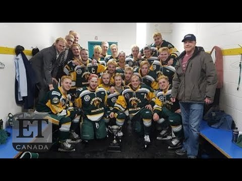 Stars React To The Humboldt Broncos Tragedy