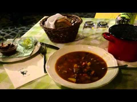 Restaurante Kehli en budapest