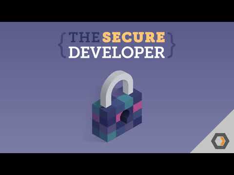 The Secure Developer - Ep. #16, Security Training With Elevate's Masha Sedova