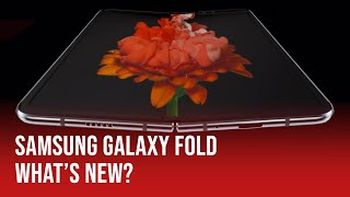 Samsung Galaxy Fold Redesigned | What's New?