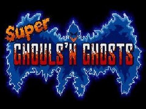 L'Epopée Super Ghouls'n Ghosts ( part 1 )