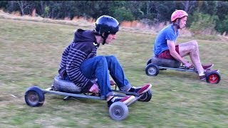 Grass Kart Racing - Crazy Speeds