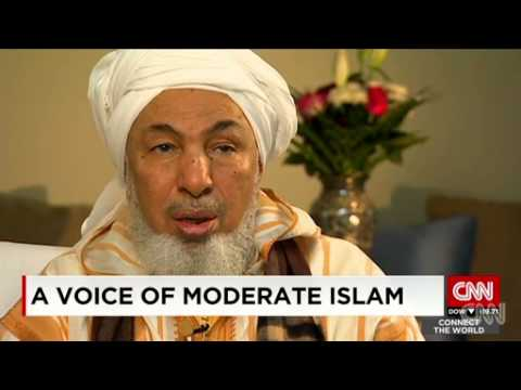 "CNN Interview with Sh.Bin Bayyah: ""I call to life, not death"""