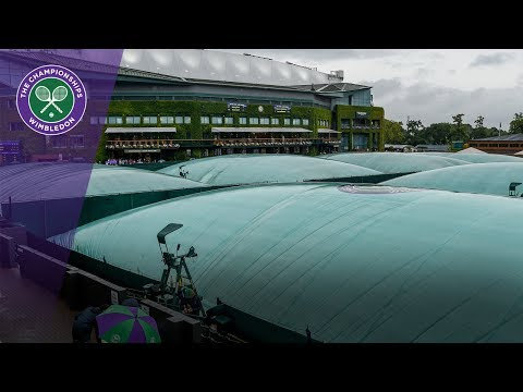 The Wimbledon Channel Day 8 Replay