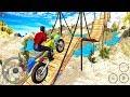 Motor ve Bisiklet Atlama Oyunu - Bike Stunt Tricks Master - Android Gameplay