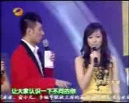 [12/2/06] 张靓颖 (Jane Zhang): 快乐大本营 part 2 of 4