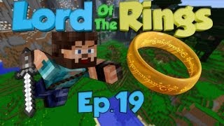 Minecraft Lord of the Rings: Ep.19 - So Familiar