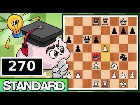 Standard Chess #270: Game 2 vs. Håvard (Bogo-Indian Defense)