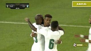 Côte d'Ivoire : Première sélection et première assist pour Wilfried Zaha