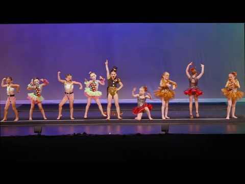 JB DANCE Circus - Mini Elite Acro