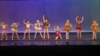 JB DANCE Circus - Mini Elite Acro