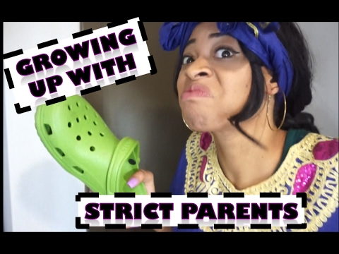 Growing up parents essay