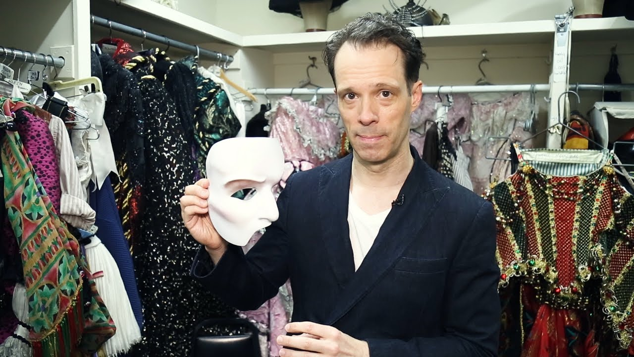 PHANTOM's Laird Mackintosh Shares Five Secrets About Broadway's Long-Running Fave