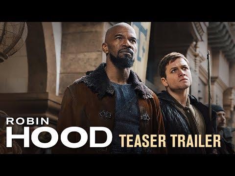 Robin Hood (2018 Movie) free Full online – Taron Egerton, Jamie Foxx, Jamie Dornan