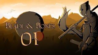 первый великий меч, Король Вотчер  Прохождение Blade & Bones - Серия 1