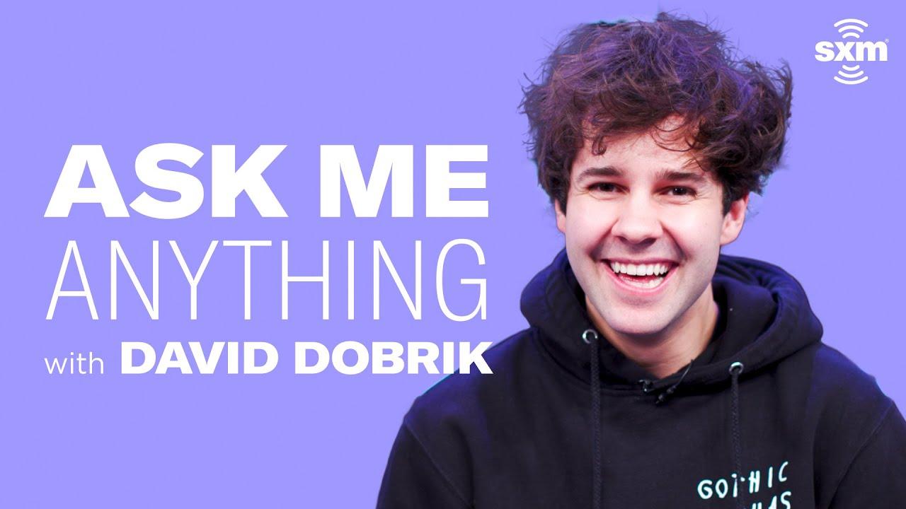 David Dobrik Plays 'Ask Me Anything'