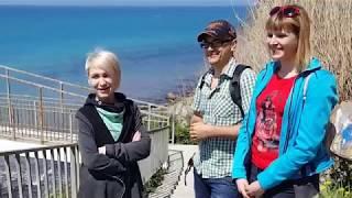 видео Отдыхающие в Анапе